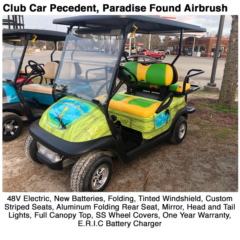 Golf Cart For Sale Used